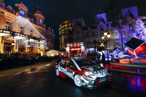 2018 FIA World Rally Championship, Round 01, Rallye Monte-Carlo 2018, January 25-28, 2018. Worldwide Copyright: Toyota Gazoo Racing WRC