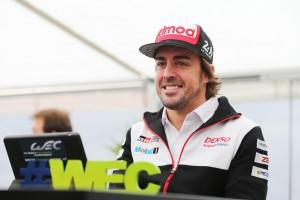 Fernando Alonso (ESP) TOYOTA GAZOO Racing. World Endurance Championship 6 Hours of Spa. 2nd to 5th May 2018 Spa Francorchamps, Belgium.