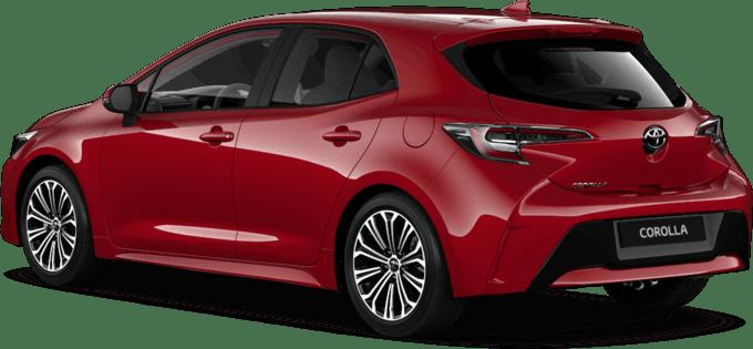 Corolla Hatchback completo