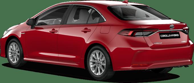 Corolla Sedan completo